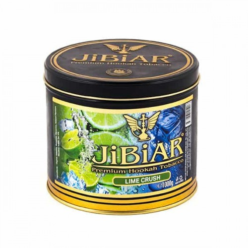 Табак Jibiar Lime Crush (Лайм Краш) - 1кг