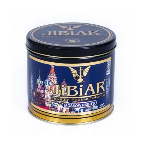 Табак Jibiar Moscow Night (Московские Ночи) - 1кг