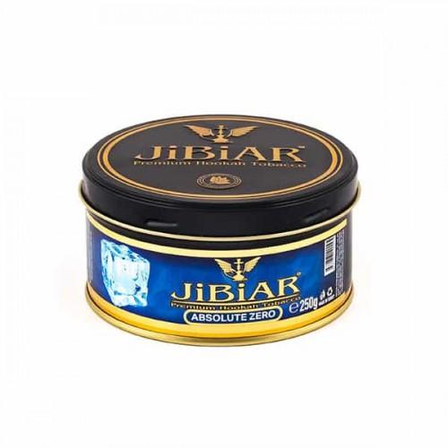 Табак Jibiar Absolute Zero (Абсолютный Ноль) - 250 грамм