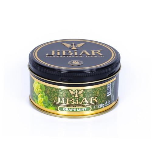 Табак Jibiar Grape Mint (Виноград Мята) - 250 грамм