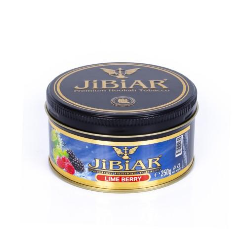 Табак Jibiar Lime Berry (Лайм Ягода) - 250 грамм