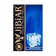 Табак Jibiar Absolute Zero (Абсолютный Ноль) - 50 грамм