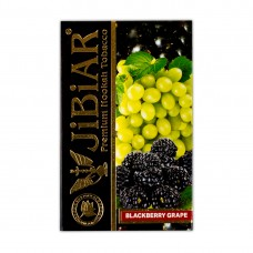 Табак Jibiar Blackberry Grape (Ежевика Виноград) - 50 грамм