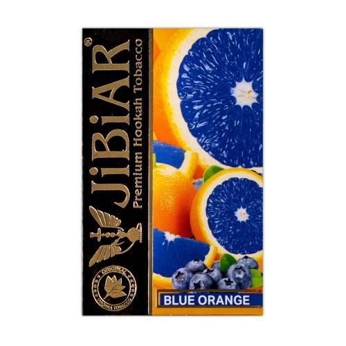 Тютюн Jibiar Blue Orange (Блакитний Апельсин) - 50 грам