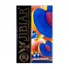 Табак Jibiar Blue Peach (Голубой Персик) - 50 грамм