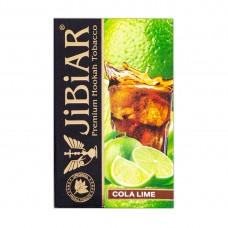 Табак Jibiar Cola Lime (Кола Лайм) - 50 грамм