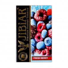 Табак Jibiar Fresh Berry (Свежая Ягода) - 50 грамм