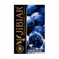 Табак Jibiar Fresh Blue (Свежий Синий) - 50 грамм