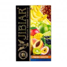 Табак Jibiar Fresh Exotic (Свежий Экзотик) - 50 грамм