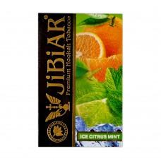 Тютюн Jibiar Ice Citrus Mint (Лід Ціртус М'ята) - 50 грам