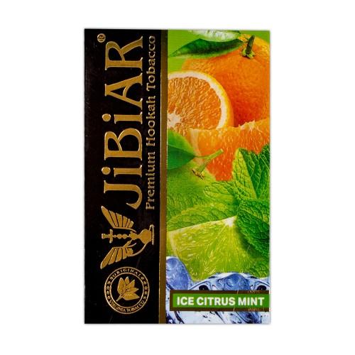 Табак Jibiar Ice Citrus Mint (Лед Циртус Мята) - 50 грамм