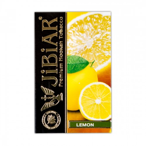 Табак Jibiar Lemon (Лимон) - 50 грамм