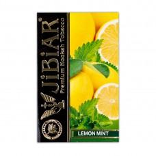 Табак Jibiar Lemon Mint (Лимон Мята) - 50 грамм
