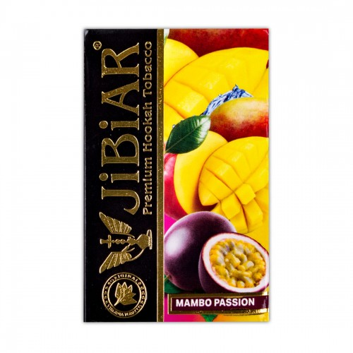 Тютюн Jibiar Mambo Passion (Мамбо Пристрасть) - 50 грам