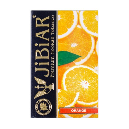 Тютюн Jibiar Orange (Апельсин) - 50 грам