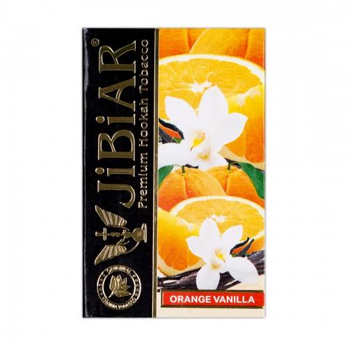 Табак Jibiar Orange Vanilla (Апельсин Ваниль) - 50 грамм