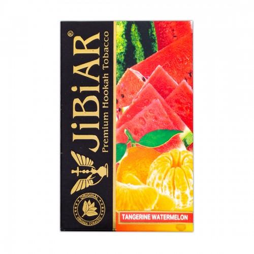 Табак Jibiar Tangerin Watermelon (Мандарин Арбуз) - 50 грамм