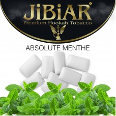 Tobacco Jibiar Absolute Menthe - 100 grams