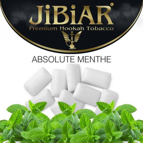Tobacco Jibiar Absolute Menthe - 100 grams