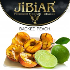 Tobacco Jibiar Backed Peach - 100 grams
