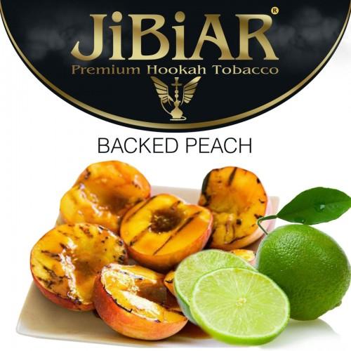 Тютюн Jibiar Backed Peach (Запечений Персик) - 100 грам