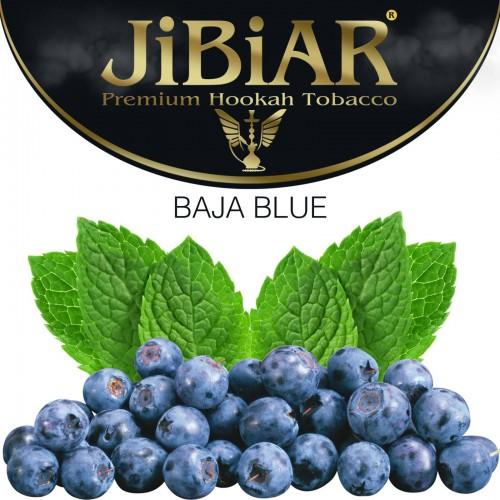 Тютюн Jibiar Baja Blue (Баджо Блу) - 100 грам