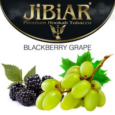 Tobacco Jibiar Blackberry Grape - 100 grams