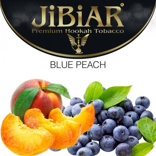 Тютюн Jibiar Blue Peach (Блакитний Персик) - 100 грам