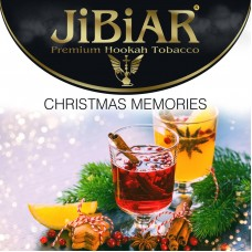 Tobacco Jibiar Christmas Memories - 100 grams