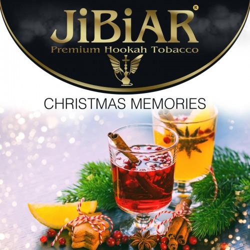 Табак Jibiar Christmas Memories (Новогодние Воспоминания) - 100 грамм