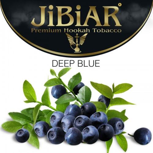 Тютюн Jibiar Deep Blue (Діп Блу) - 100 грам