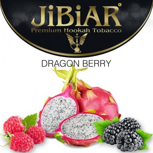 Табак Jibiar Dragon Berry (Ягода Дракона) - 100 грамм