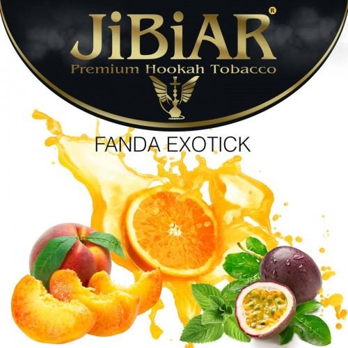 Тютюн Jibiar Fanda Exotic (Фанта Екзотик) - 100 грам