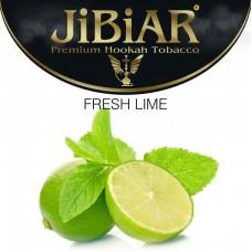 Табак Jibiar Fresh Lime (Свежий Лайм) - 100 грамм