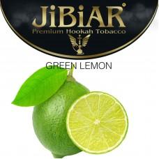 Табак Jibiar Green Lemon (Зеленый Лимон) - 100 грамм