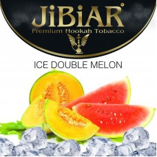Tobacco Jibiar Ice Double Melon - 100 grams