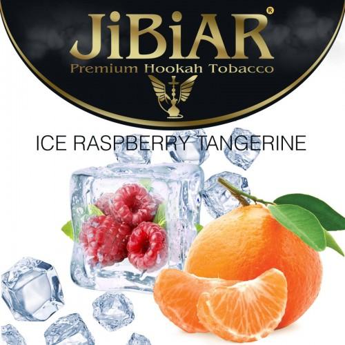 Табак Jibiar Ice Raspberry Tangerine (Лед Малина Мандарин) - 100 грамм