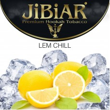 Табак Jibiar Lem Chill (Лимонный Холод) - 100 грамм