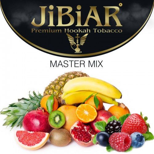 Табак Jibiar Master Mix (Мастер Микс) - 100 грамм