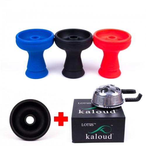 Набор Kaloud lotus 2 + Силиконовая чаша Phunnel