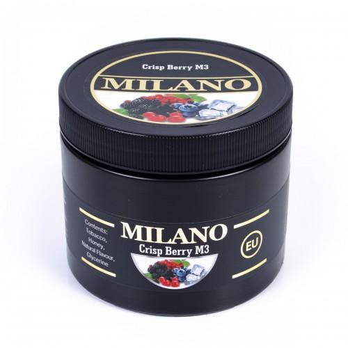 Табак Milano Crisp Berry M3 (Хрустящая Ягода) - 500 грамм