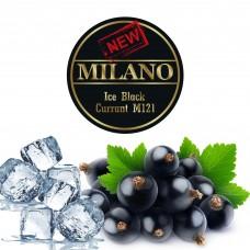 Табак Milano Ice Black Currant М121 (Лёд Черная Смородина) - 50 грамм