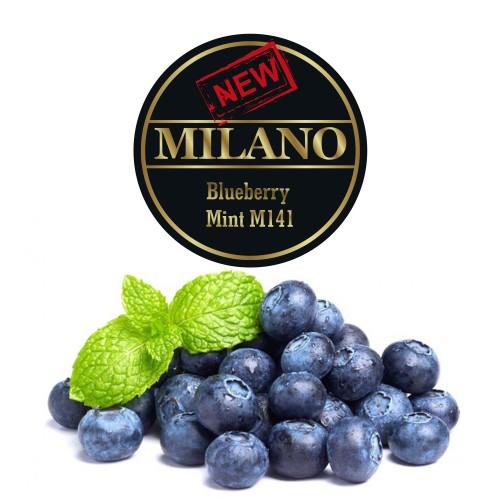 Табак Milano Blueberry Mint M141 (Черника Мята) - 50 грамм