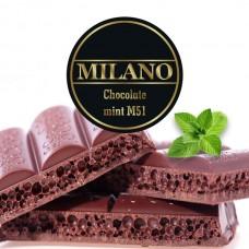 Табак Milano Chocolate Mint М51 (Шоколадная Мята) - 50 грамм