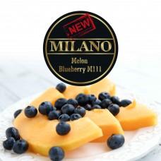 Табак Milano Melon Blueberry M111 (Дыня Черника) - 50 грамм