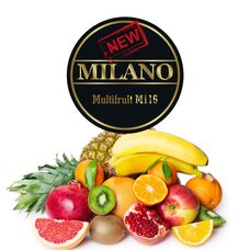 Табак Milano Multifruit M116 (Мультифрукт) - 50 грамм