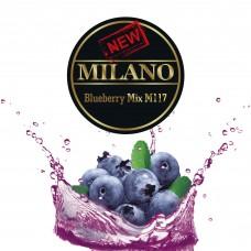 Табак Milano Blueberry Mix М117 (Черничный Микс) - 50 грамм