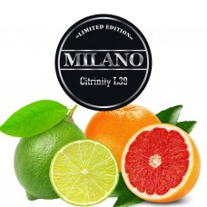 Табак Milano Limited Edition Citrinity L39 (Цитринити) - 100 грамм