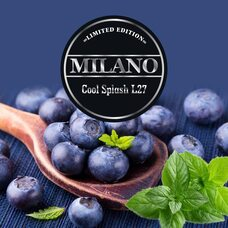 Табак Milano Limited Edition Cool Splash L27 (Кул Сплэш) - 100 грамм