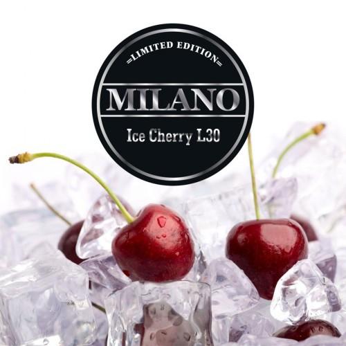 Табак Milano Limited Edition Ice Cherry L30 (Лед Вишня) - 100 грамм